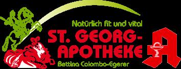 St. Georg Apotheke - Logo