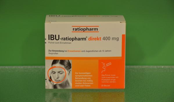 IBU-ratiopharm® direkt
